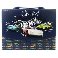 Фото Портфель-коробка Kite Hot Wheels HW19-209