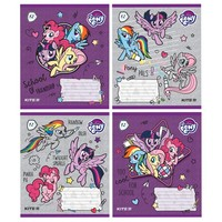 Фото Тетрадь школьная Kite My Little Pony 12 л LP19-234